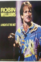 Robin Williams: Live at the Met
