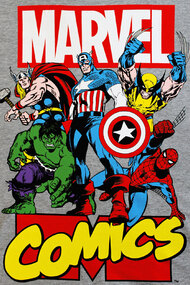 Marvel: Empire of Superheroes