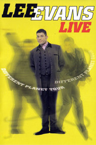 Lee Evans Live: The Different Planet Tour