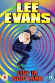 Lee Evans: Live in Scotland