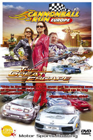 Cannonball Run Europe Great Escape