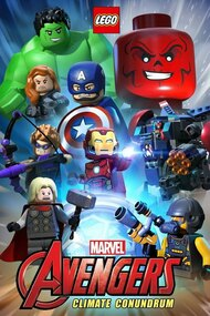 LEGO Marvel Avengers: Climate Conundrum