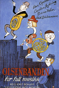 Olsenbanden for full musikk