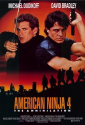 American Ninja 4: The Annihilation
