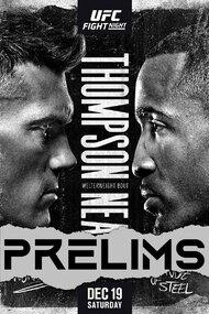 Ufc Fight Night 183 Thompson Vs Neal Prelims 2020