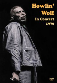 Howlin' Wolf in Concert