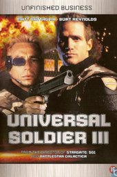 Universal Soldier III: Unfinished Business