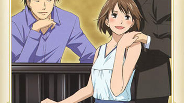 Nodame Cantabile - Ep. 1 - Volume 1