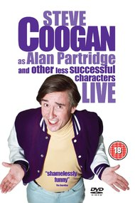 Steve Coogan - Live As Alan Partridge And Other Less Successful Characters