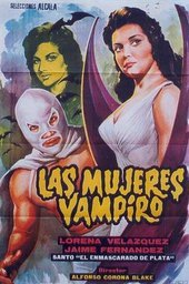 Santo vs. the Vampire Women