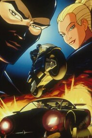 Diabolik: Track Of The Panther