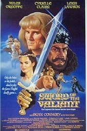 Sword of the Valiant: The Legend of Sir Gawain and the Green Knight