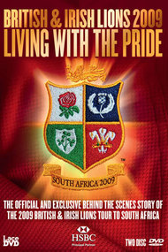 Living With The Pride: Lions Tour 2009