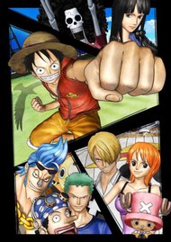 One Piece 3D: Mugiwara Chase