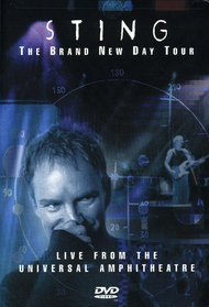 Sting: The Brand New Day Tour: Live From The Universal Amphitheatre