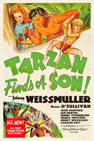 Tarzan Finds a Son!