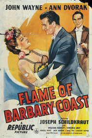 Flame of Barbary Coast