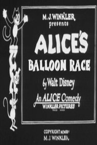 Alice's Balloon Race
