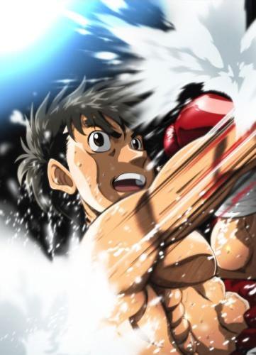 Hajime No Ippo The Fighting New Challenger