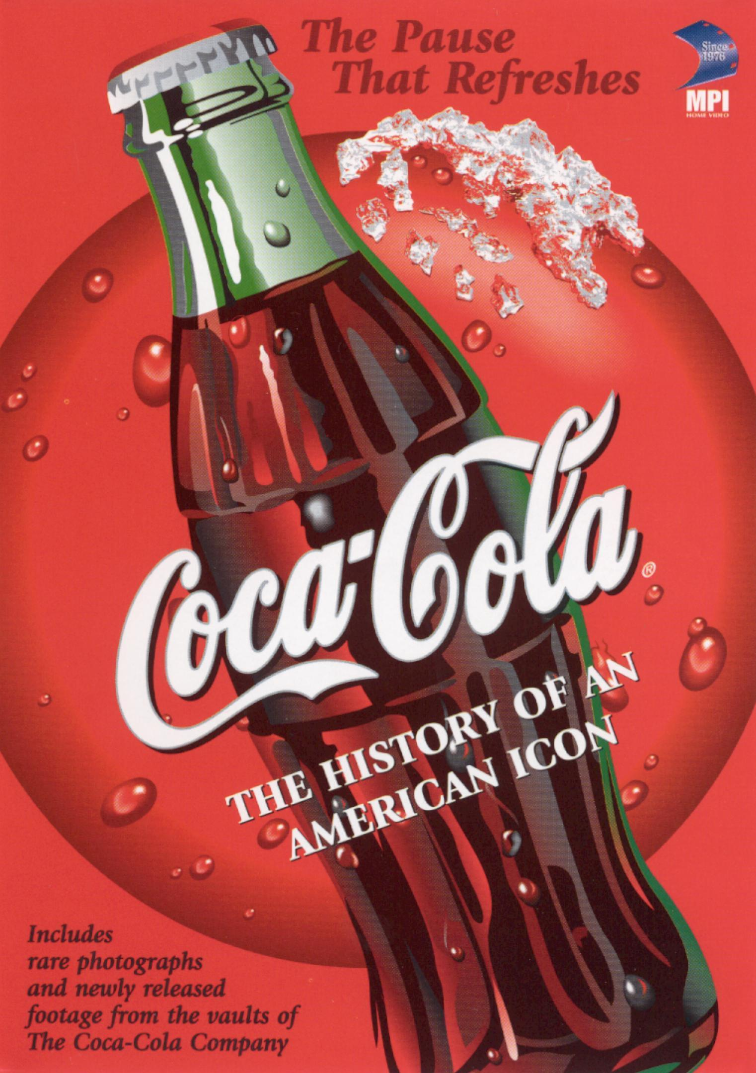 a history of the coca cola company