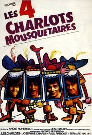 The Four Charlots Musketeers