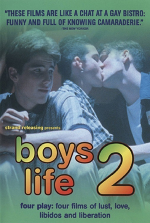 The movie this boys life