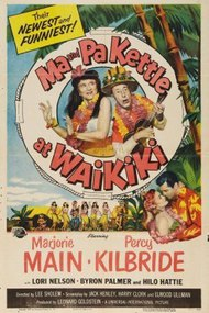 Ma and Pa Kettle at Waikiki