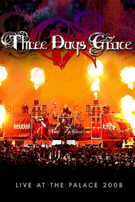 Three Days Grace - Live at the Palace