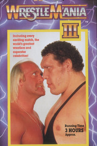 WWE WrestleMania III