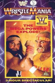 WWE WrestleMania V