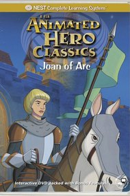 Animated Hero Classics: Joan of Arc