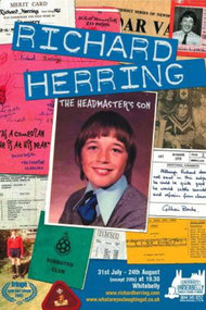 Richard Herring: The Headmaster's Son