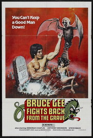 Bruce Lee Fights Back from the Grave
