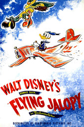 The Flying Jalopy