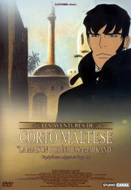 Corto Maltese: The Guilded House of Samarkand