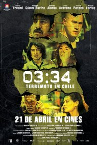 03:34: Earthquake in Chile