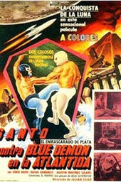 Santo vs. Blue Demon in Atlantis