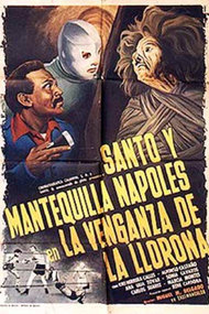 Santo in the Revenge of the Crying Woman