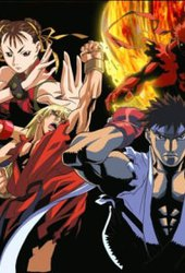 Street Fighter Zero: The Animation