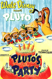 Pluto's Party