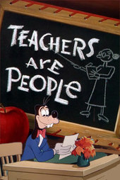 Teachers are People