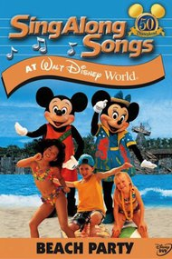 Disney Sing-Along-Songs: Beach Party at Walt Disney World