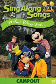 Disney Sing-Along-Songs: Campout at Walt Disney World