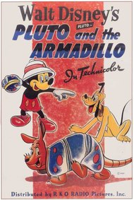 Pluto and the Armadillo