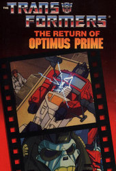 Transformers: The Return Of Optimus Prime