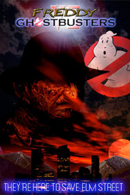 Freddy vs Ghostbusters