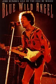 Jimi Hendrix at the Isle of Wight