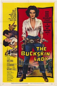 The Buckskin Lady