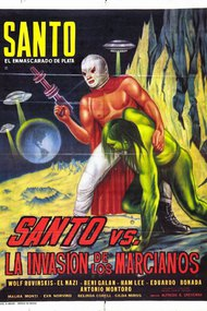 Santo vs. the Martian Invasion