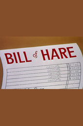 Bill of Hare